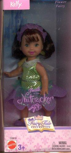 Barbie Nutcracker KELLY Flower Fairy Doll - Fairy Tale Collection (2003)