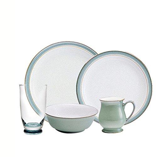 Denby REG-20BUN 20 Piece Regency Bundle dinnerware set, Green