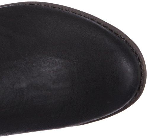 sintético material negro Schwarz schwarz 00 Rieker Botines mujer de 91552 YtqIwZZT