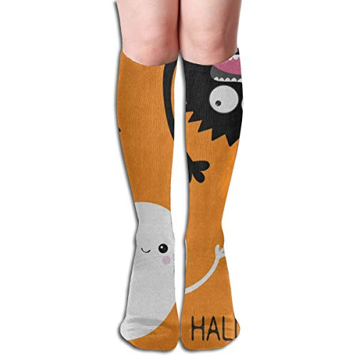 Socks Happy Halloween Cartoon Ghost Spider Fantastic Womens Stocking Decoration Sock Clearance for -