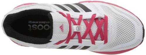 adidas Revenergy Mesh Boost, Damen Laufschuhe Weiß - Blanc (Blanc/Noir1/Fravif)
