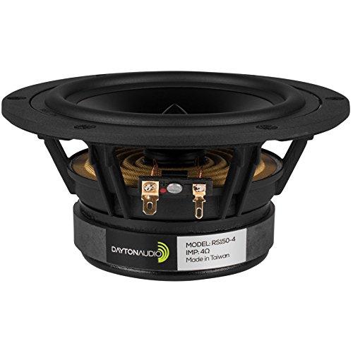 Dayton Audio RS150-4 6