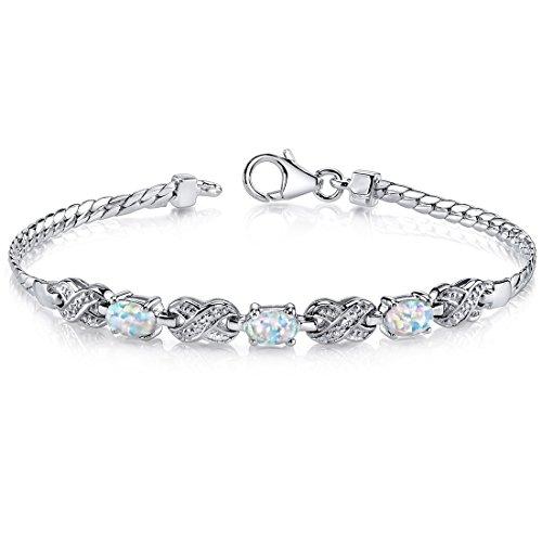 Created Opal Bracelet...