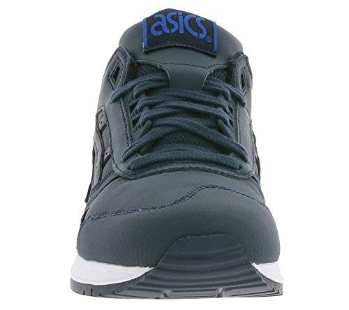 Asics Gel-Respector Ink Mens Trainers azul marino