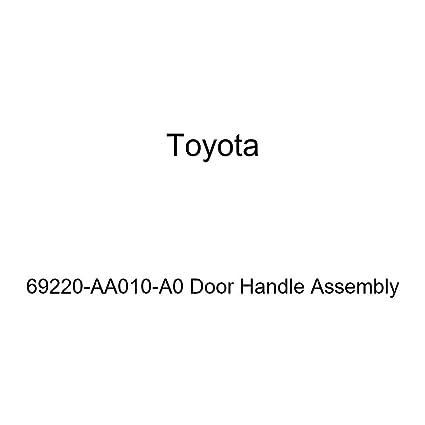 Exterior Door Handles Genuine Toyota 69220-AA010-A0 Door Handle Assembly