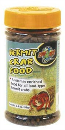 Zoo Med Hermit Crab Food, 2.4-Ounce ()