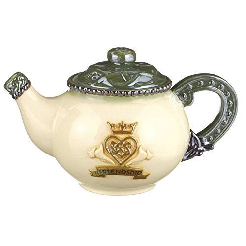 Celtic Friendship Personal Teapot- 12 Ounce