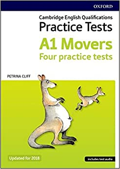 Cambridge English Qualifications Young Learners Practice Tests A1 Movers Pack: Cambridge Young Learners English Tests: Movers por Petrina Cliff epub