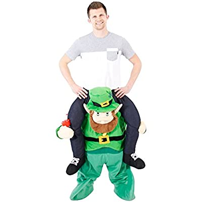Costume Agent Men's Piggyback Elephant Ride-On Costume