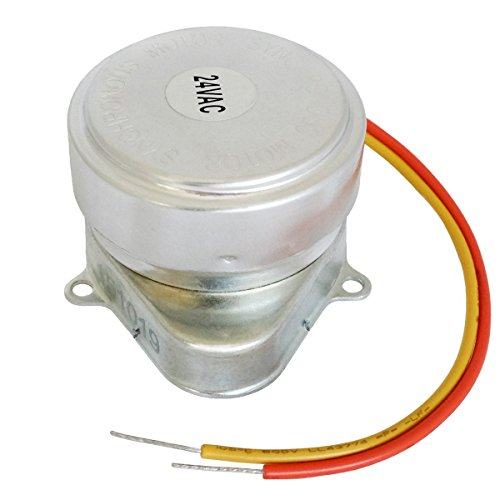Valemo MD10 - Replacement for Honeywell 802360JA Motor used in V8043-V8044, 24 VAC zone valve