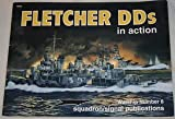 img - for Fletcher DDs (US Destroyers) in action - Warships No. 8 book / textbook / text book