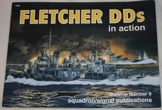 Fletcher Dds  Us Destroyers  In Action   Warships No  8