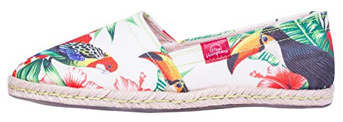 Tropic Espadrillas MISS HAMPTONS Multicolore Basse Muticolor Donna 5pn6qwz