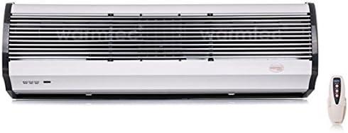 Cortina de Aire Caliente Eléctrico wrms06 – 6 kW 90 cm + detector puerta abierta