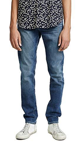 Rag & Bone Standard Issue Men's Fit 2 Jeans, Throop, Blue, -