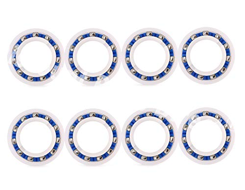- 8 Pack PoolSupplyTown Wheel Ball Bearing 9-100-1108, Replacement for Polaris Pressure Pool Cleaner 360 380 3900 Sport, ATV Pool Cleaners