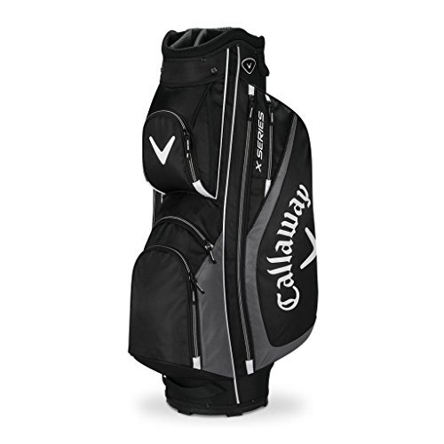 Callaway X Series Cart Bag 2016 Black/Charcoal