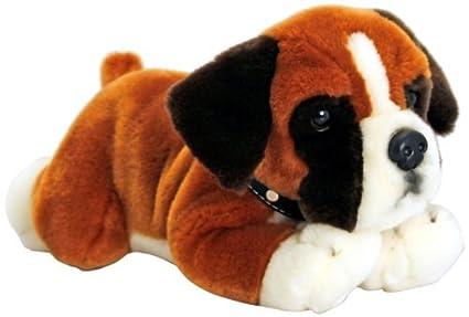 Keel Toys - 64765 - Jouet de Premier Age - Peluche - Chien - Boxer -