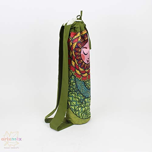 Amazon.com: Yoga Mat Bag - Yoga Sling Bag - Yoga Bag - Yoga ...