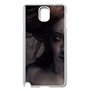 Demonic Girl Digital Art5 Samsung Galaxy Note 3 Cell Phone Case White Decoration pjz003-3743157