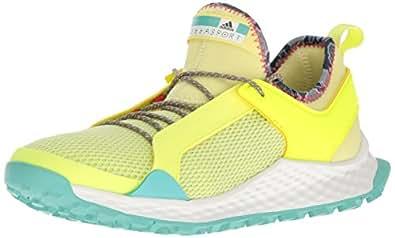 adidas Originals Women's Shoes | Aleki X Cross-Trainer, Yellow/Yellow/Aqua, (8 M US)
