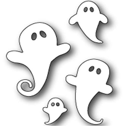 VT BigHome Cutting Dies Halloween Ghost Stencils DIY