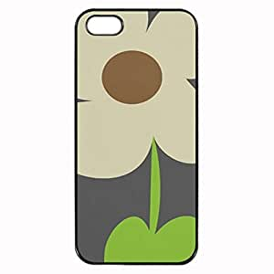 Zen Daisy Printed Plastic Rubber Sillicone Customized iPhone 4 Case, iPhone 4S Case Cover, Protection Quique Cover, Perfect fit, Show your own personalized phone Case for iphone 4 & iphone 4S by icecream design