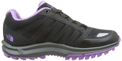 Grey North The Rise Women's Purple Tex Phantom Grey Fastpack Face Low Litewave Sneakers Gore Rwqd7wf