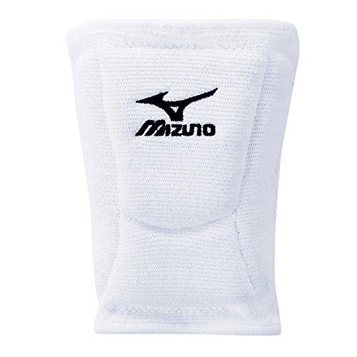 Mizuno LR6 Volleyball Kneepad, White, Large