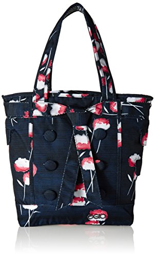 ogio-womens-le-fleur-hamptons-fully-padded-fleece-laptop-compartment-tote-bag-blue