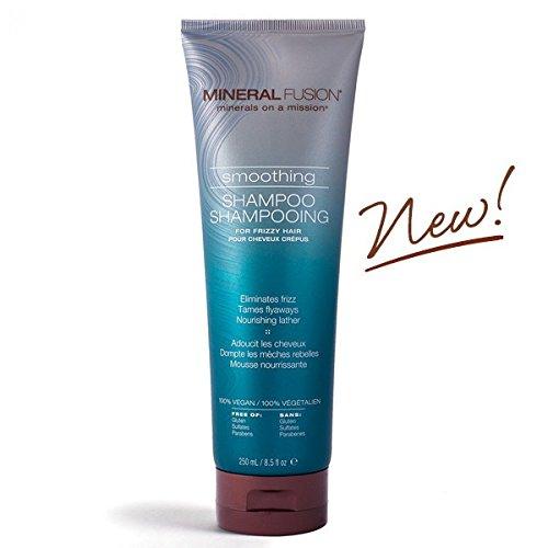 Smoothing Shampoo Mineral Fusion 8.5 oz Liquid