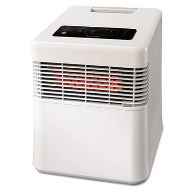 Energy Smart HZ-970 Infrared Heater, 15 87/100 x 17 83/100 x 19 18/25, White - HWLHZ970 by MyDirectAdvantage