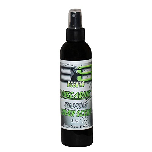 B&B Outdoors Cover Scent 8oz. Muscadine – 818326971