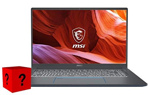 XPC MSI Prestige 15 Notebook (Intel 10th Gen i7-10710U, 64GB RAM, 2TB NVMe SSD, NVIDIA GTX 1650 4GB, 15.6