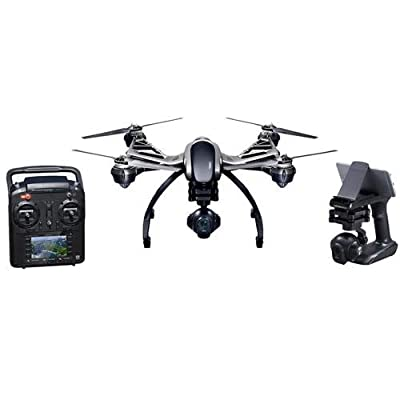 Yuneec-Q500-4K-Typhoon-Quadcopter-Drone-RTF-with-CGO3-Camera--ST10----Steady-Grip
