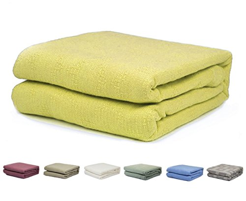Homelux Cotton Thermal Hospital Blanket