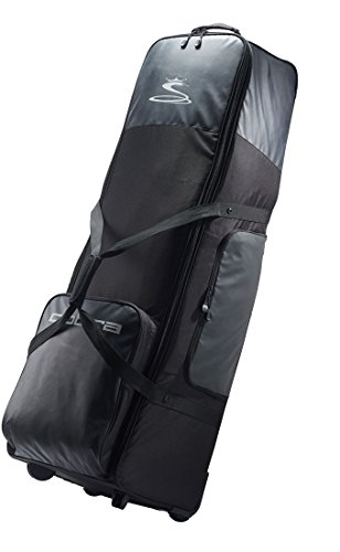 Cobra Wheeled Travel Cover Black Black Schwarz