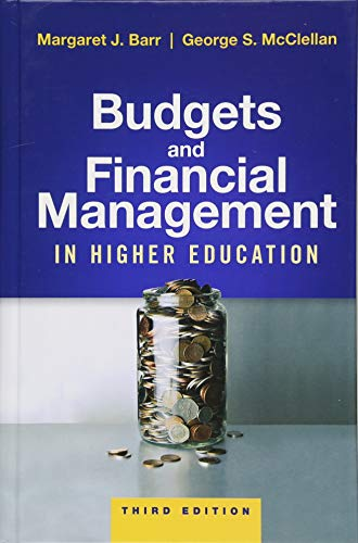 Pdf Teaching Budgets and Financial Management in Higher Education