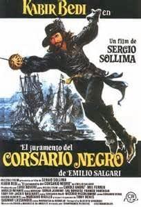 El Juramento Del Corsario Negro [DVD]: Amazon.es: Kabir
