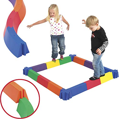 41g6EkWqB8L - edx Education Balancing Path - 28 Pieces - Balance Toy for Kids