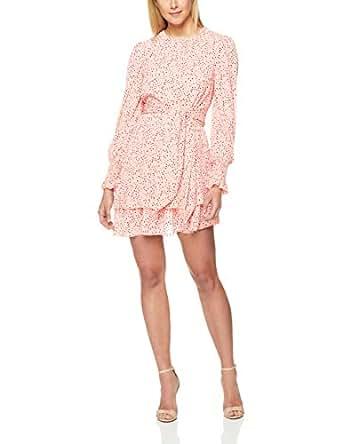 Finders Keepers Women's Secrets Mini Dress, Blush Spot, Extra Small