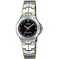 Casio LTP-1242SG-1C for Women - Analog, Casual Watch