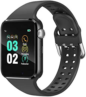 321OU Smart Watch Compatible iOS Android iPhone Samsung ...