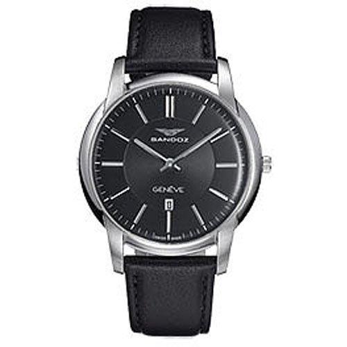 Reloj Sandoz Portobello 81347-05 Hombre Negro