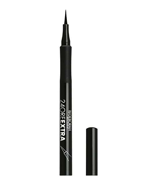 6 opinioni per Deborah Milano Eyeliner Pen, 24 Ore, Extra, Nero