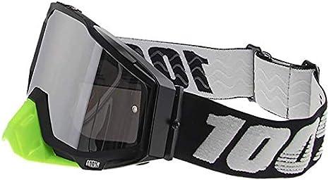 LALEO Motocross Brille Downhill Goggles MX Gafas Kreuz Land Goggle Motorrad Goggle Dirt Bike Gl/äser