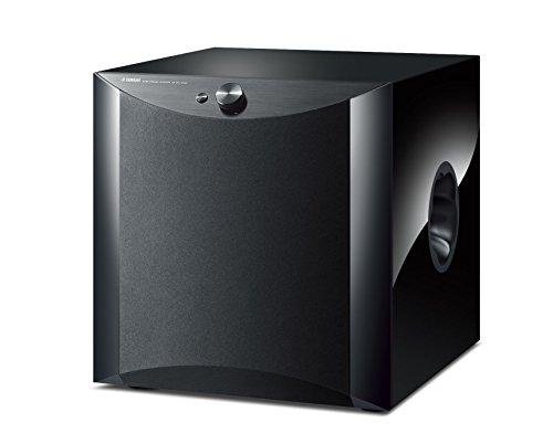 "Yamaha NS-SW 12"" 1000W 3-Way Subwoofer Piano Black NS-SW1000"