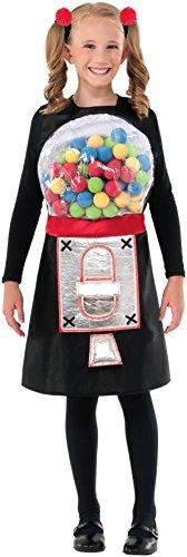 [Forum Novelties Gumball Machine Costume, One Size] (Gumball Machine Costume For Kids)