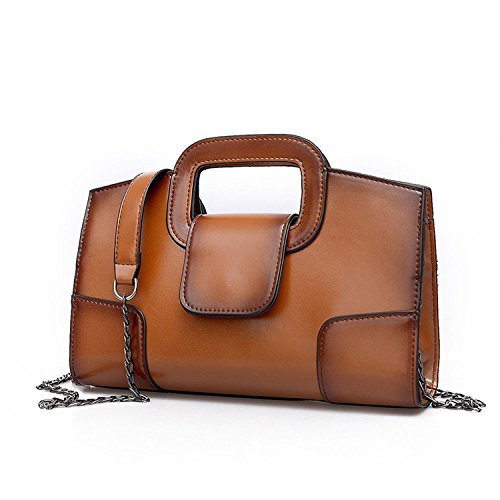 Small Leather Handbags - 6