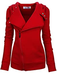 Amazon.com: Red - Fashion Hoodies & Sweatshirts / Clothing ...